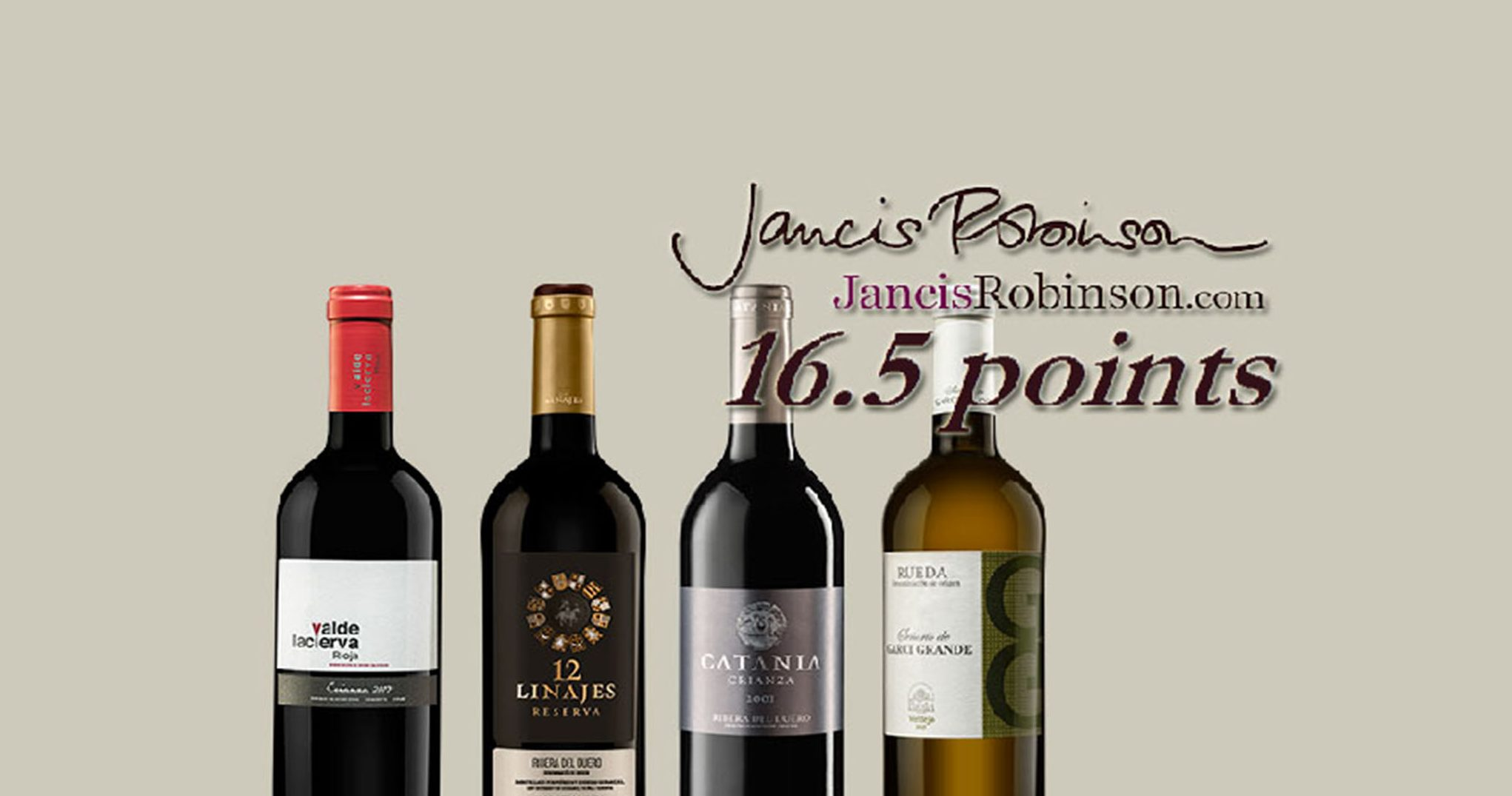 JANCIS ROBINSON discovers Hispanobodegas wines
