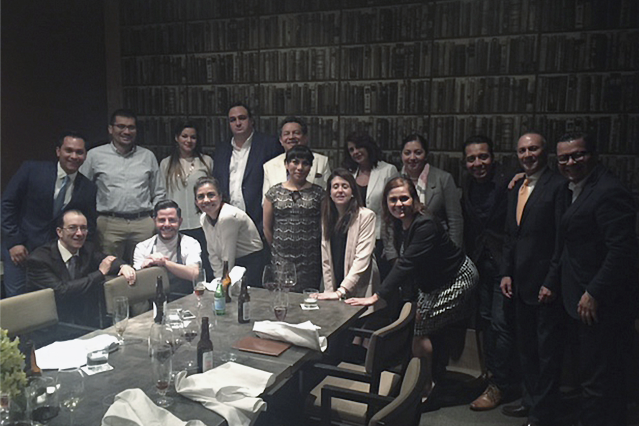 Our oenologist of La Rioja travels to Mexico