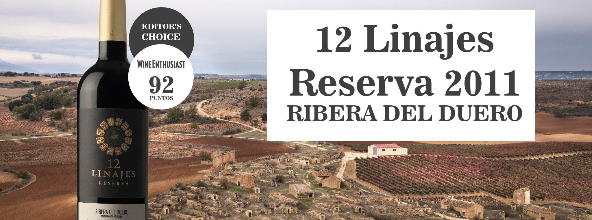 Bacchus Oro – 12 Linajes Reserva