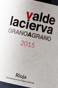 valdelacierva grano a grano vino de Rioja
