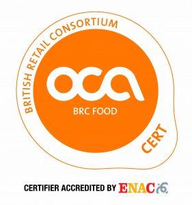 BRC Food certificado