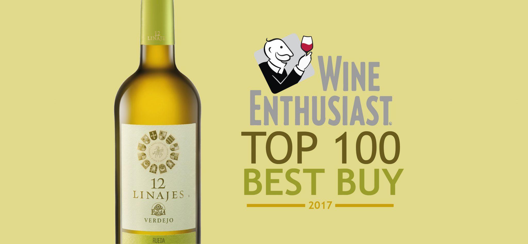 12 Linajes Verdejo – Top 100