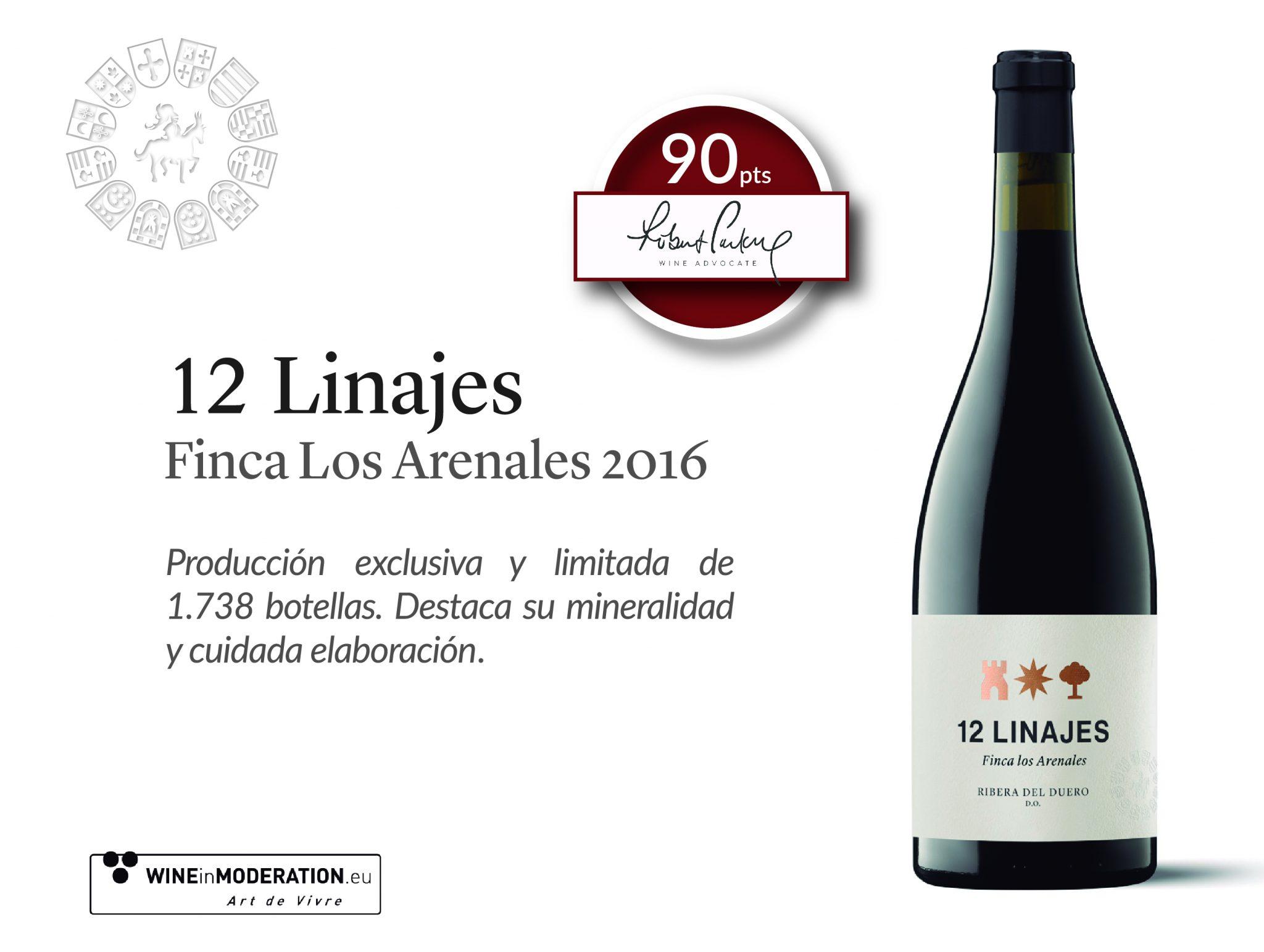 12 Linajes Finca Los Arenales