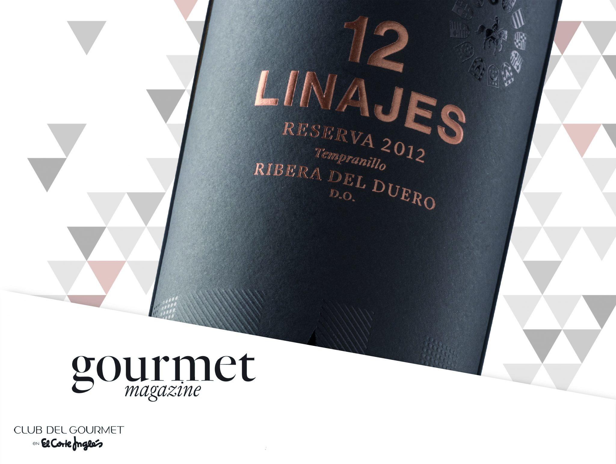 12 Linajes, daring wine pairings
