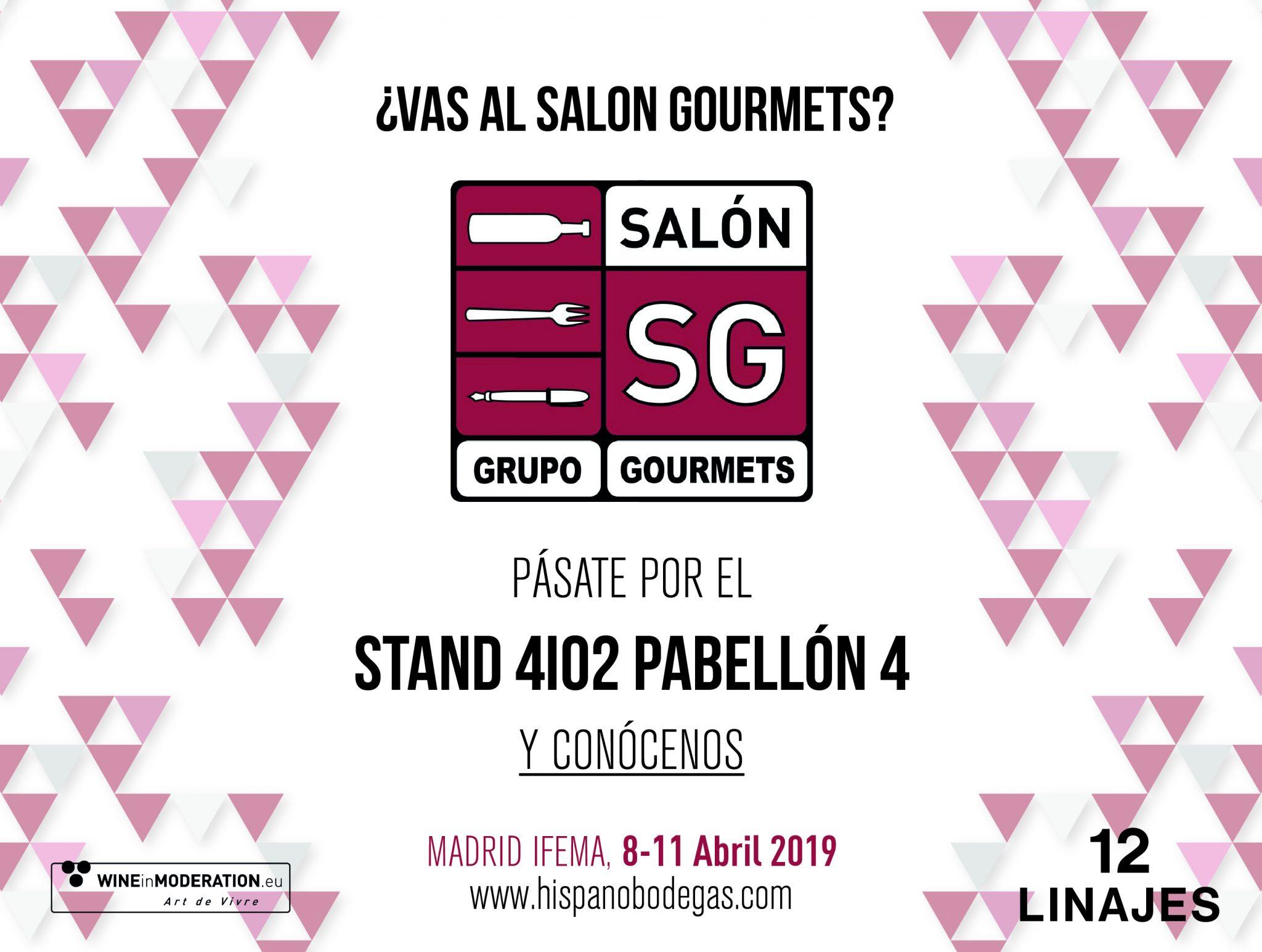 12 Linajes, ready for Salón Gourmets