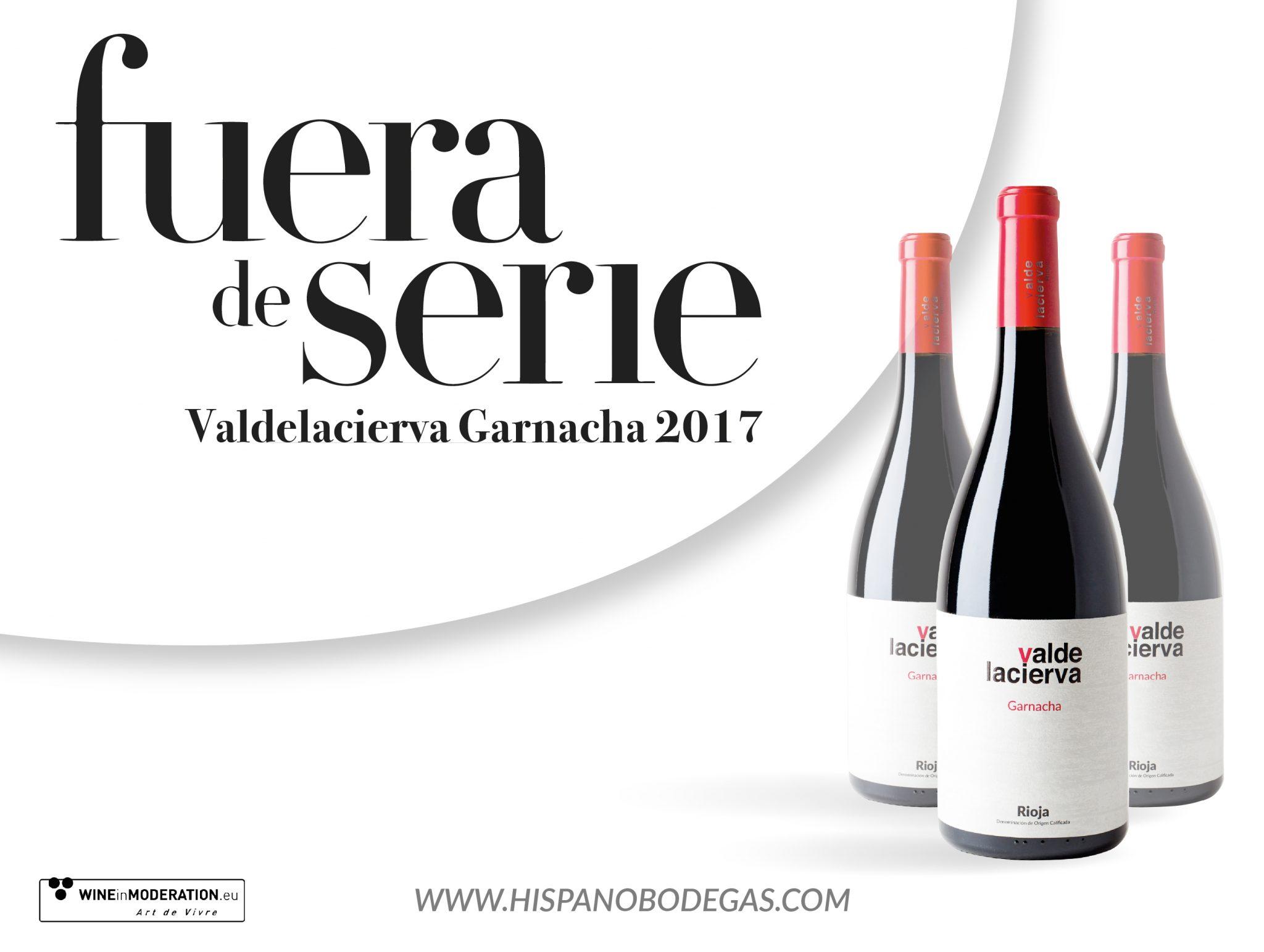 Valdelacierva Garnacha- Fuera de Serie