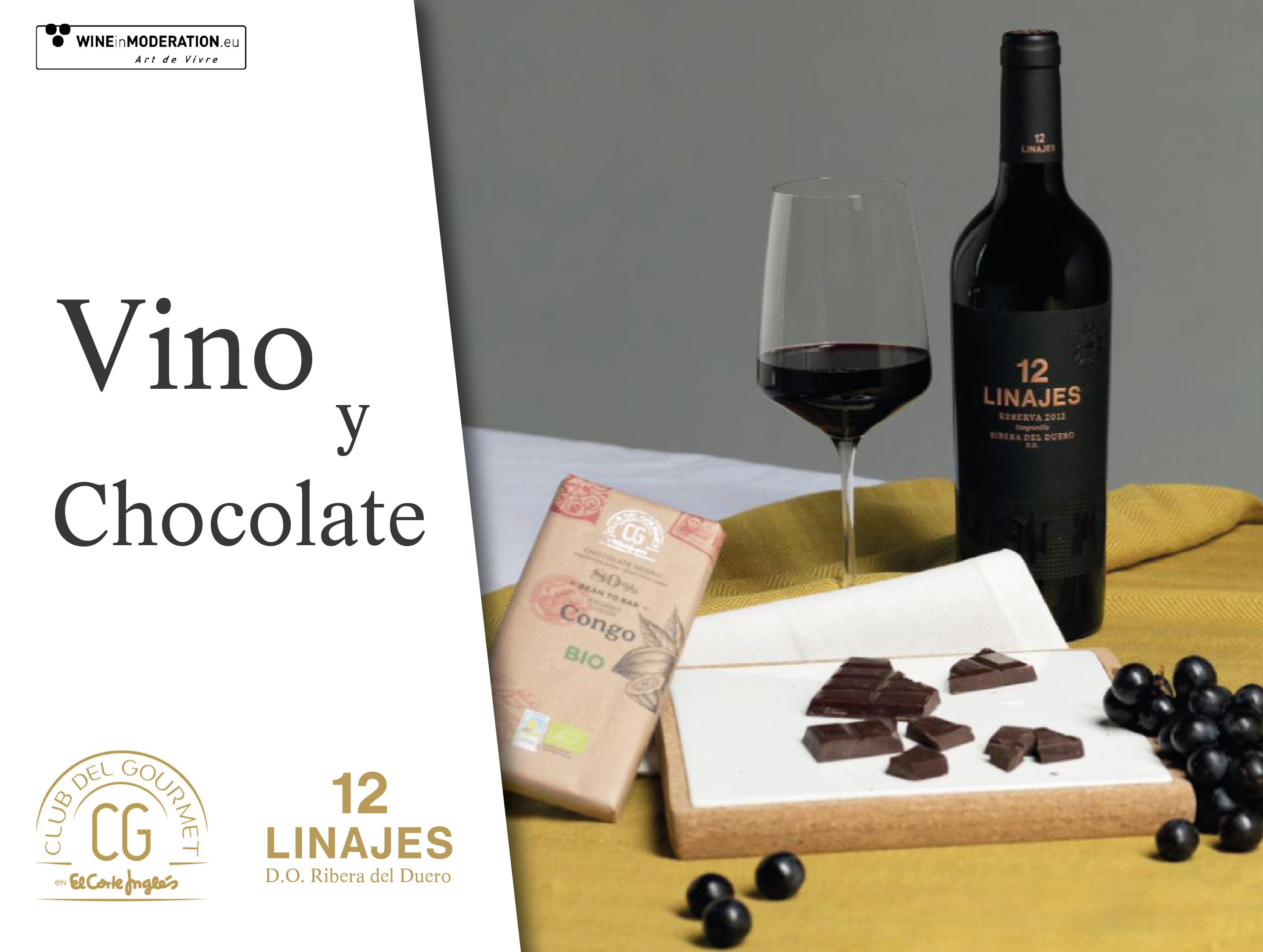 Vino y Chocolate ¿es posible el maridaje?