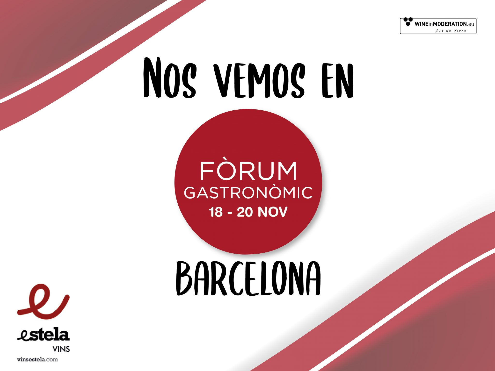 Hispanobodegas en Forum Gastronómico