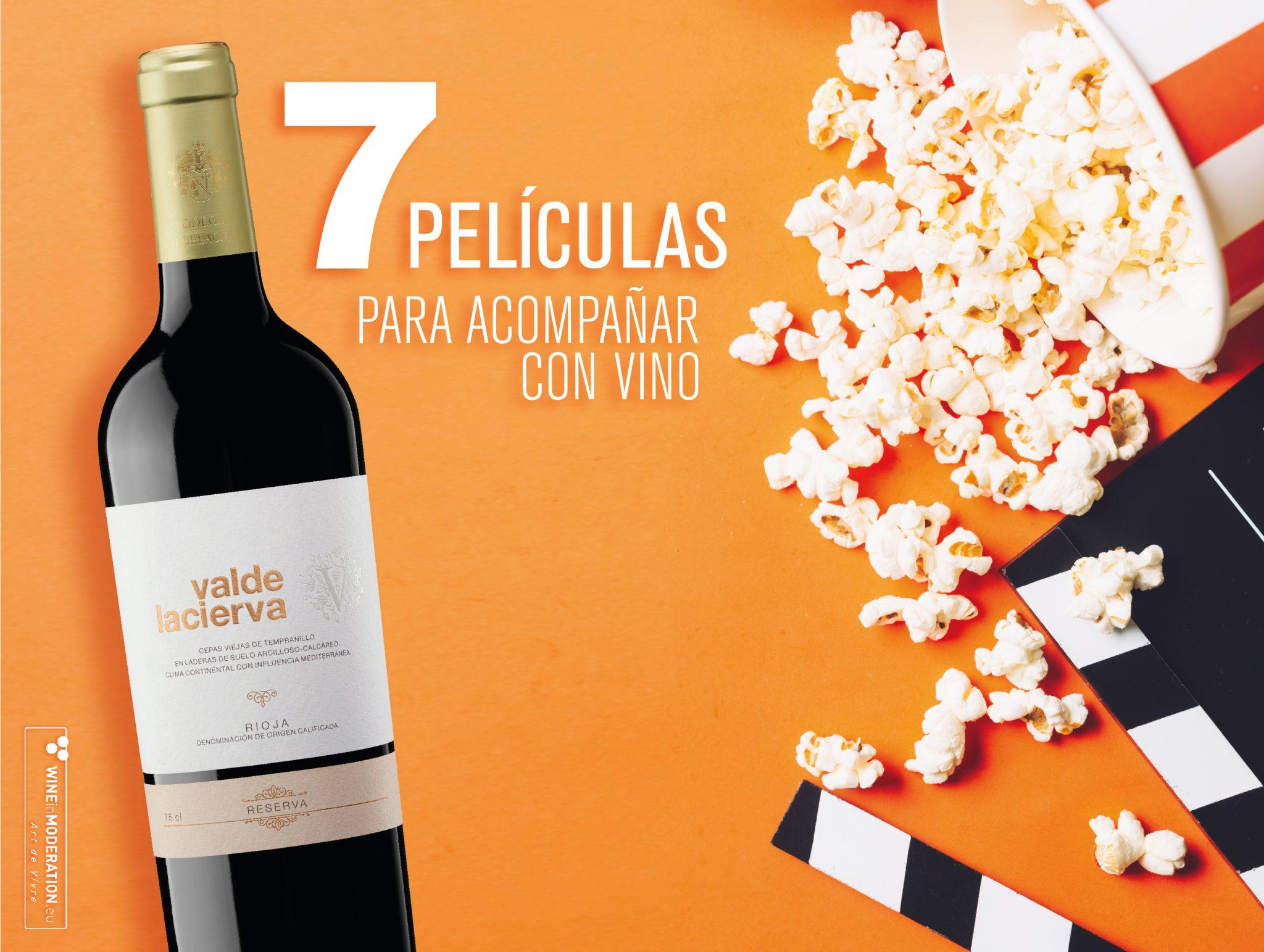 Siete películas con una copa de vino para compartir esta Navidad