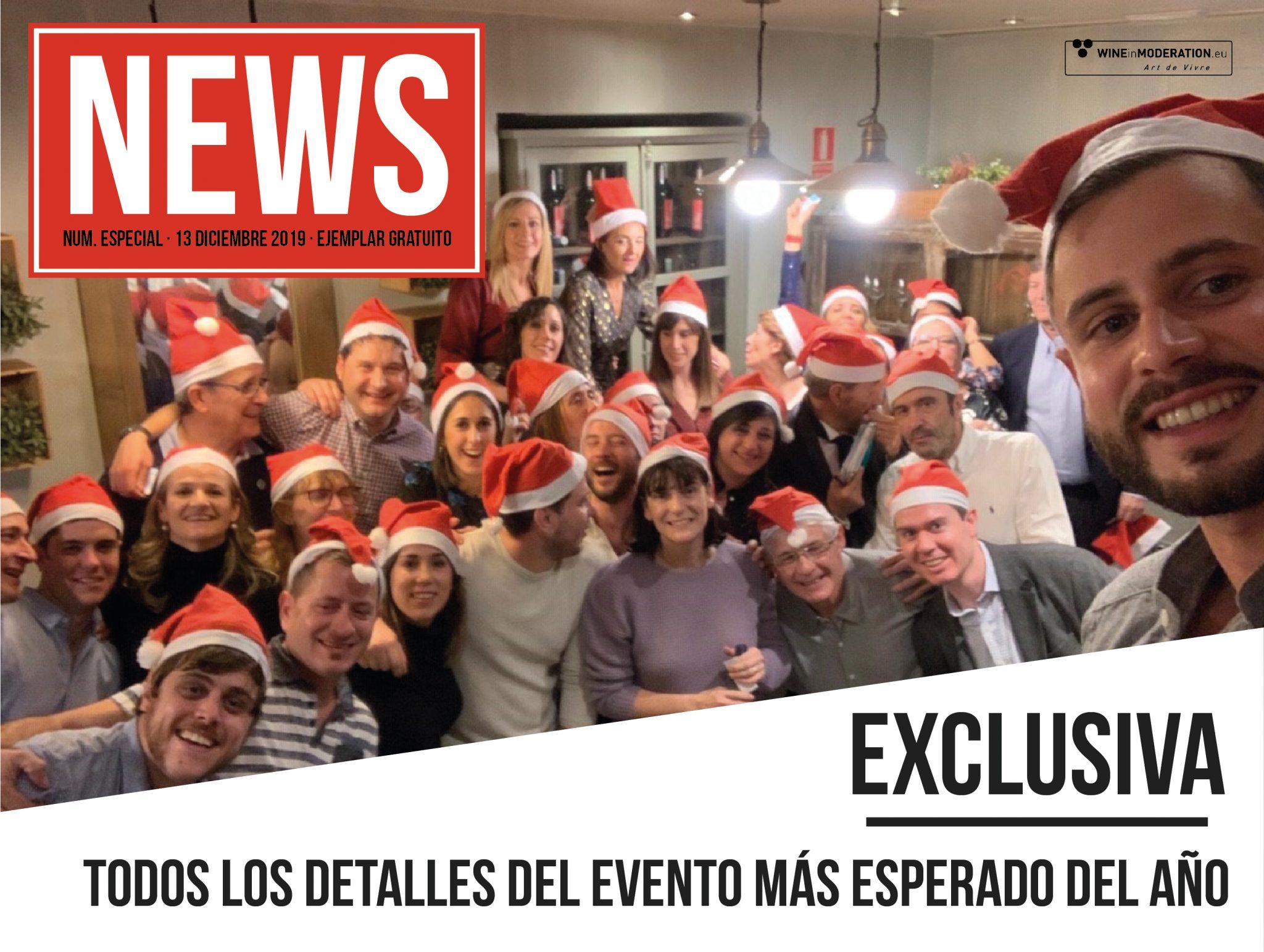 Hispanobodegas celebra la Navidad