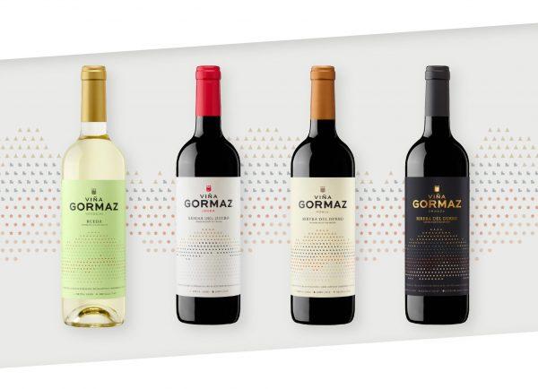 Los vinos de la D.O. Rueda Viña Gormaz, estrenan imagen