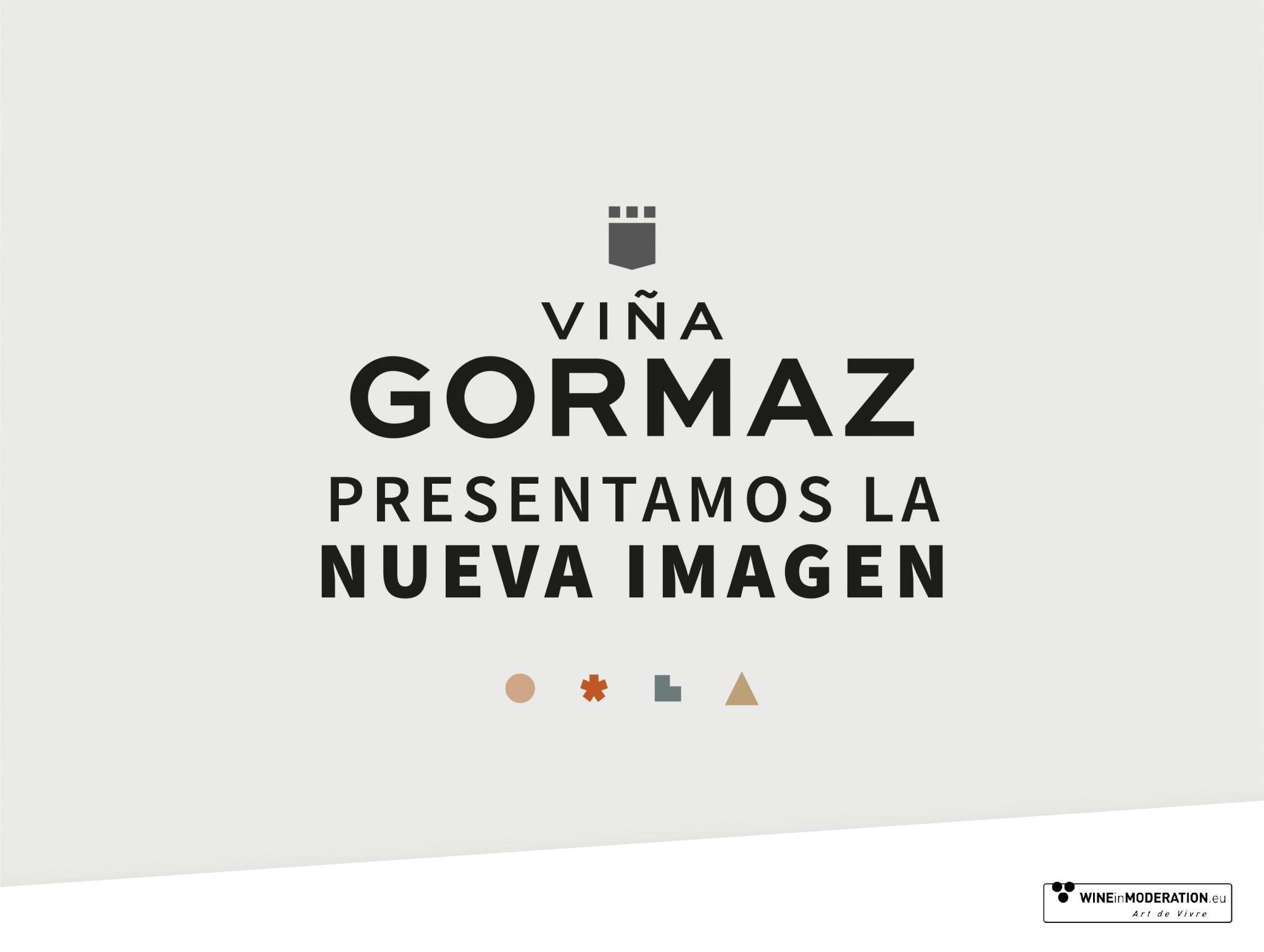 Viña Gormaz estrena imagen