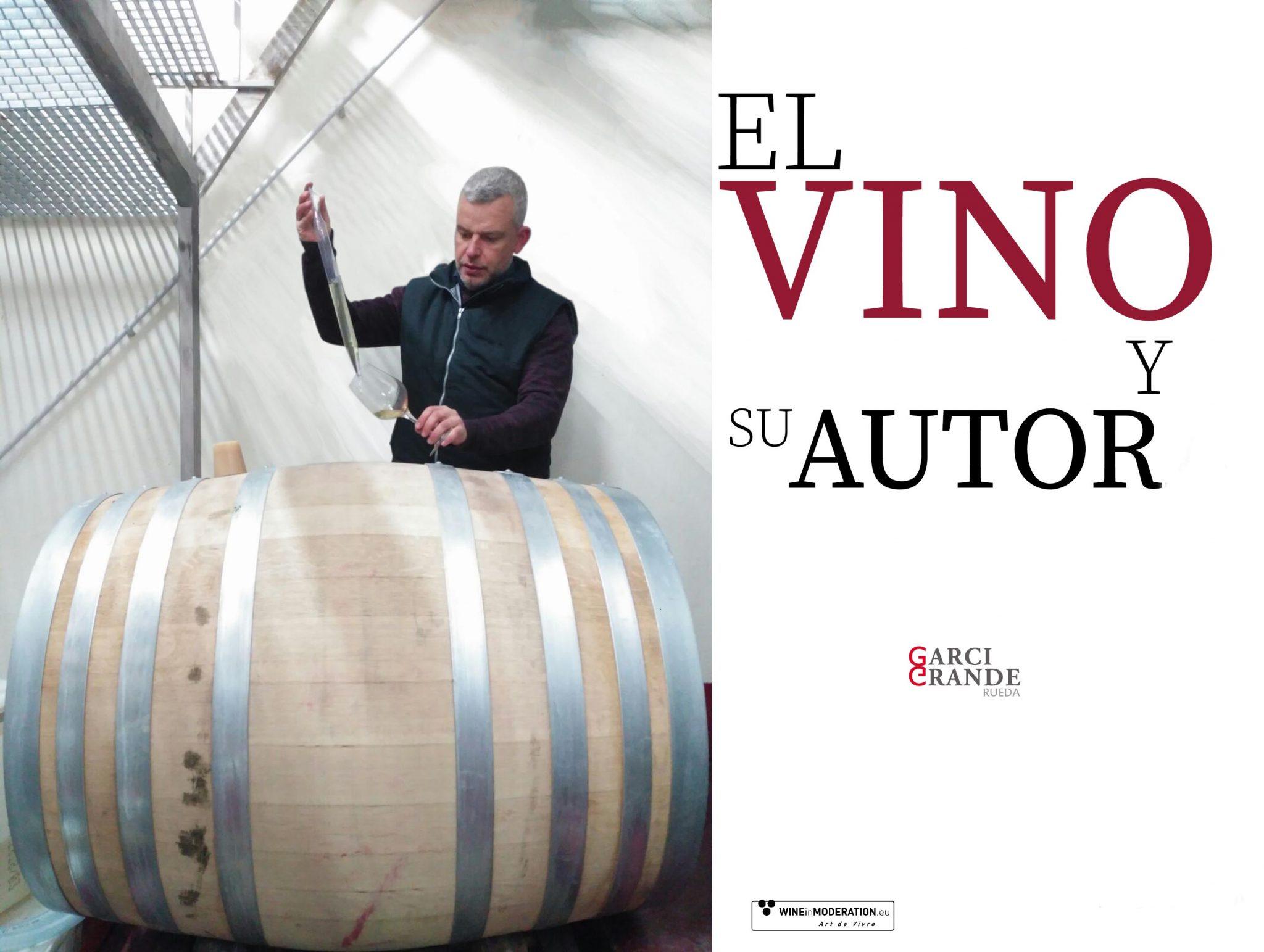 Cata vino blanco Garcigrande Verdejo D.O. Rueda