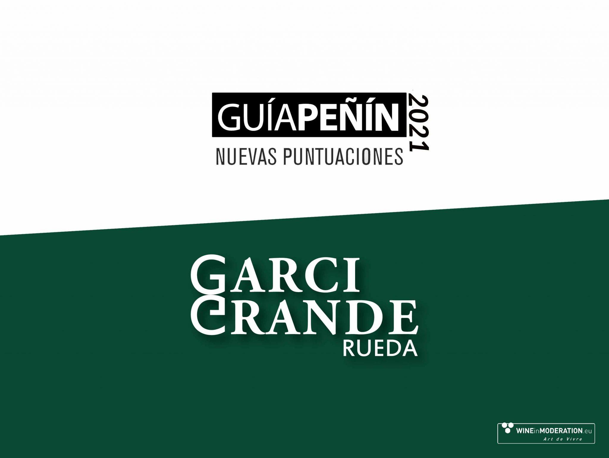 La nueva guía Peñín 2021 valora a Garcigrande